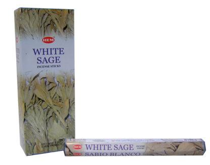 HEM White Sage viiruk