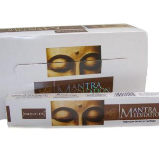 Nandita Mantra Meditation viiruk
