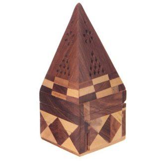 Püramiidikujuline viirukihoidja