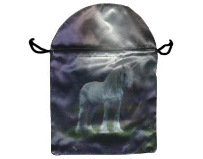 Tarokaartide hoiustamise kott Metsa peegeldus