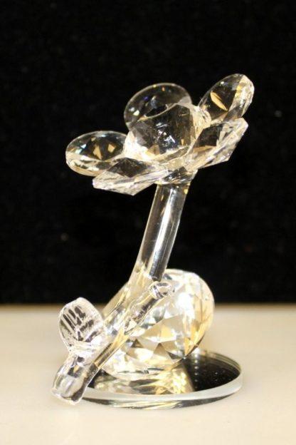 Kristallist lill
