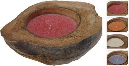 Kookoses lõhnaküünal