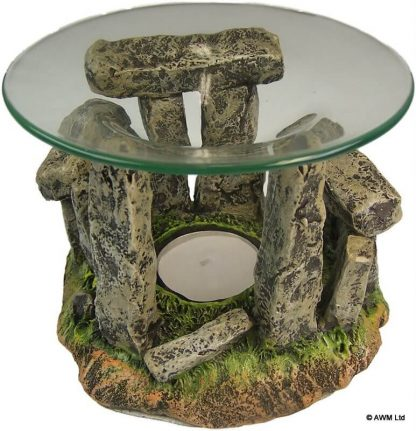Aroomilamp kividest ring eeterlike õlide jaoks