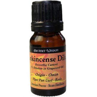 Frankincense eeterlik õli