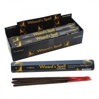 Stamford Wizard's Spell viiruk