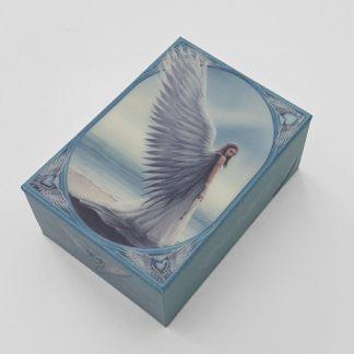 Anne Stokes Spirit Guide tarokaartide karp