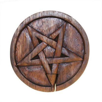 Bali käsitöökarp pentagramm