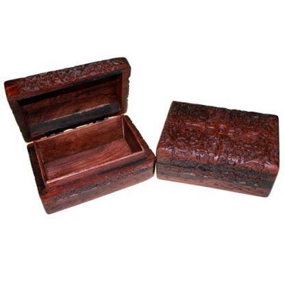 Kashmiri nikerdatud karp