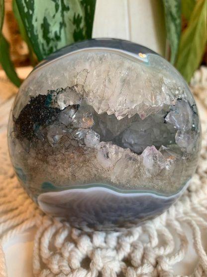 Ahhaadist kristallkuul