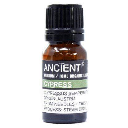Küpressi orgaaniline eeterlik õli