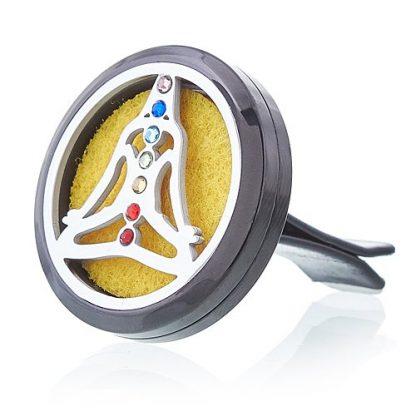 Aroomipihusti autosse Yoga Chakra