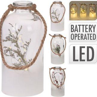 LED-tulekestega kodukaunistus