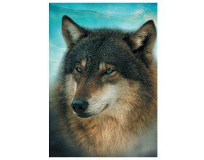 Hundiga õnnitluskaart Cindy Grundsteni disain