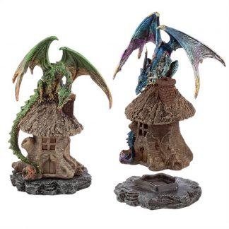 Draakonimaja viirukihoidja