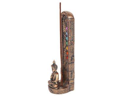 Tšakrakivide ja Buddhaga viirukihoidja