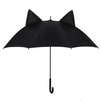 Musta kassiga vihmavari