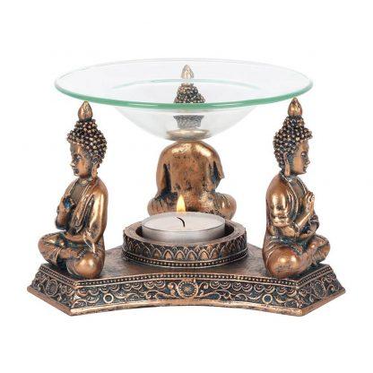 Kolme Buddhaga aroomilamp