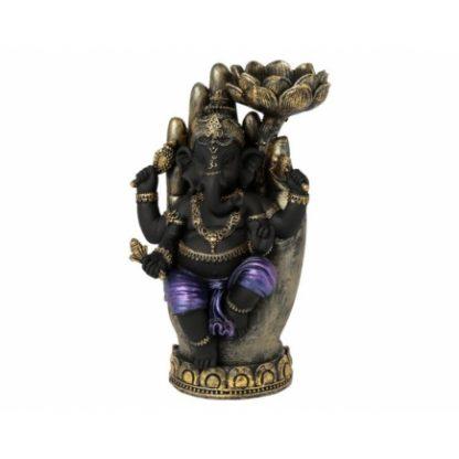 Ganeshiga teeküünlahoidja