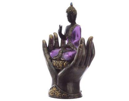 Kätel Buddha kuju